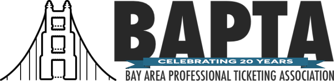 BAPTA – Bay Area Professional Ticketing Association